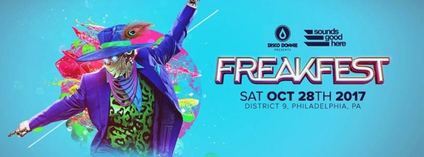 Freakfest Halloween ft. Zomboy, JoyRyde at District N9NE