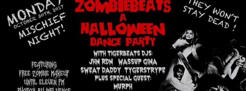 ZombieBeats: Halloween Dance Party