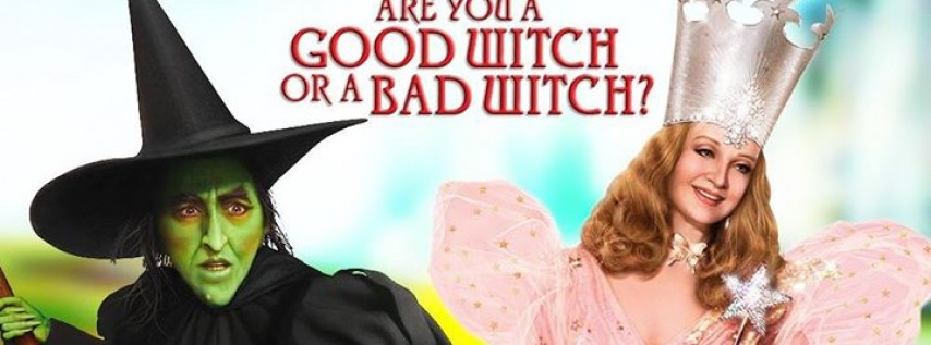 Witches, Wizards, and Whatever- A Halloween Celebration