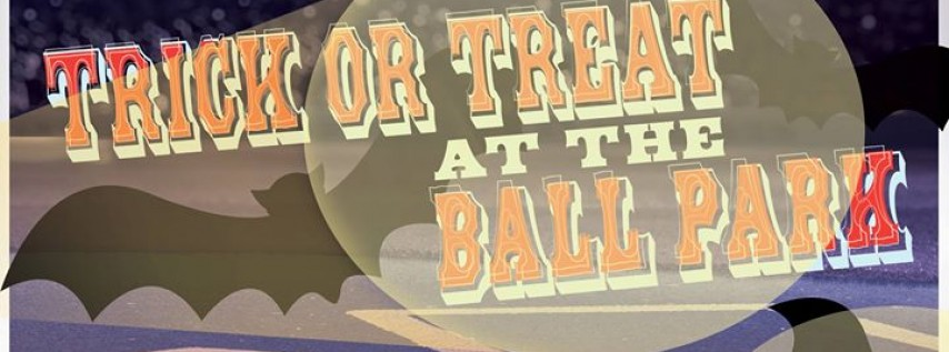 Trick or Treat at the Ballpark