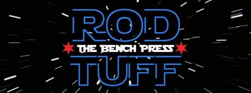 Rod Tuffcurls & The Bench Press - Star Wars Halloween Bash