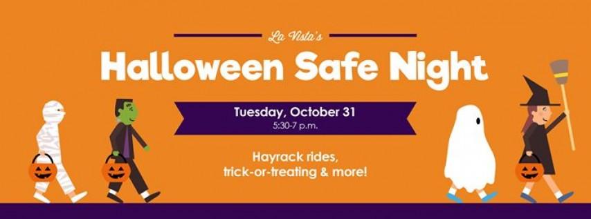La Vista's Halloween Safe Night