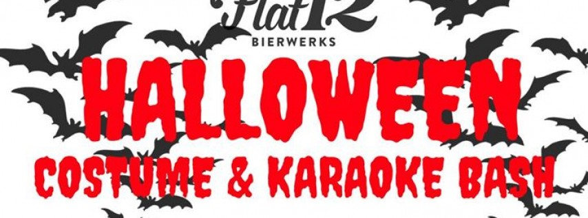 Halloween Costume & Karaoke Bash