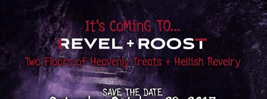 Revel + Roost Halloween Bash