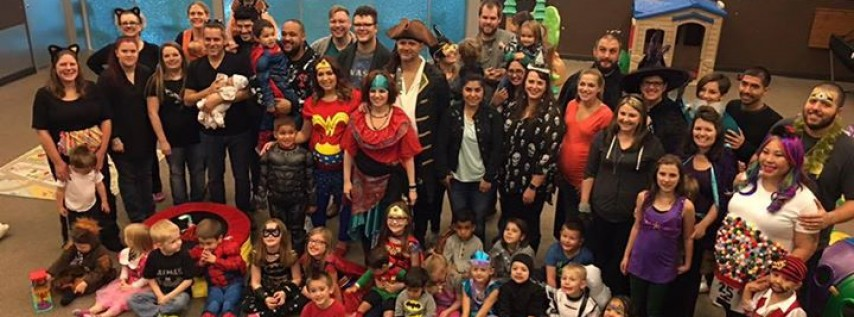 Family Friendly Halloween Bash and Surrogacy Open House