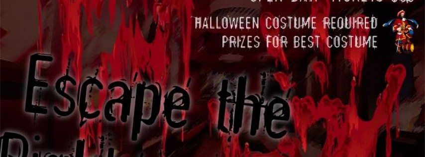 Halloween Open Bar - Escape The Righteous Room