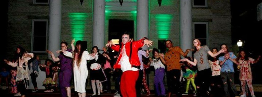 The 3rd Annual Thriller Night Performance and Fall Festival