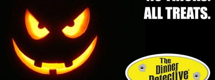 Interactive Murder Mystery Dinner Halloween Show