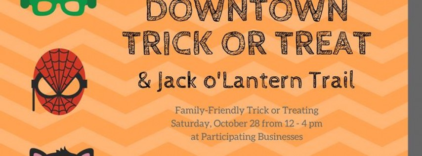 Downtown Sanford Trick or Treating