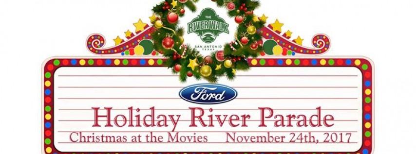 Ford Holiday River Parade
