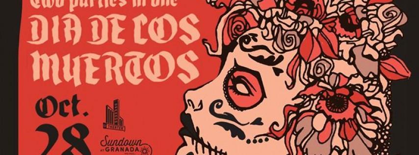 Dia De Los Muertos Halloween Bash