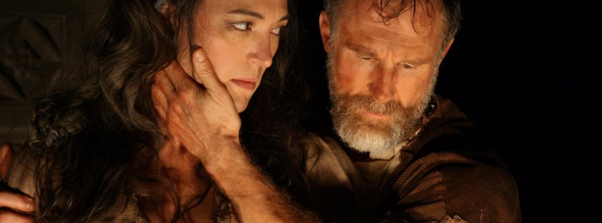 FIRST FOLIO THEATRE PRESENTS THE WORLD PREMIERE OF THE MAN-BEAST