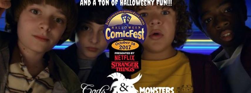Halloween ComicFest at Gods & Monsters