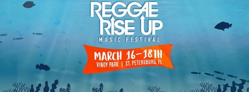 Reggae Rise Up Florida Festival 2018