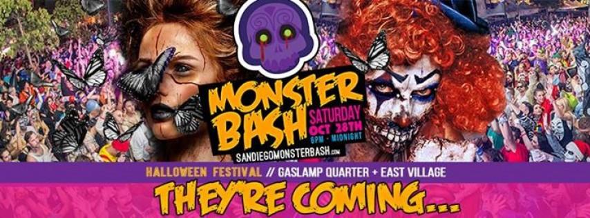 San Diego Monster Bash 2017