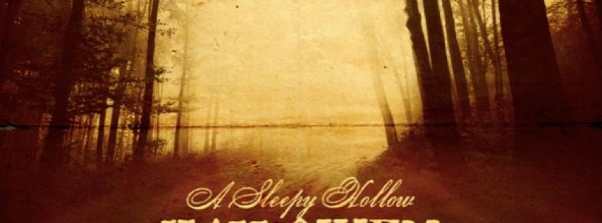 A Sleepy Hollow Halloween