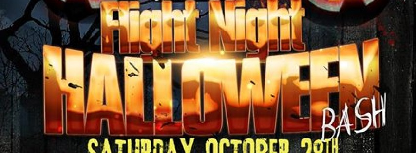 2nd Annual Flight Night Halloween Bash