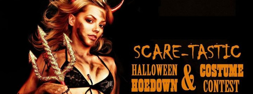 Scare-Tastic Halloween Hoedown & Costume Contest