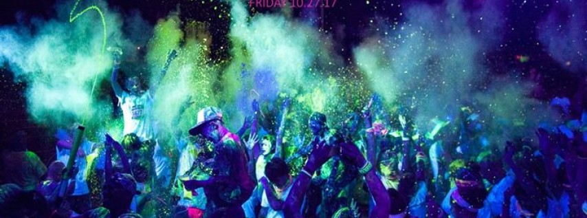 UV11 - Blacklight Paint Party (Halloween Edition)