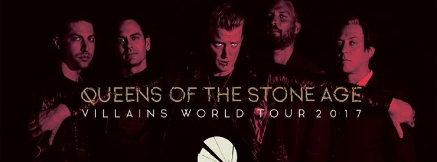 Queens of the Stone Age: Villains Tour 2017