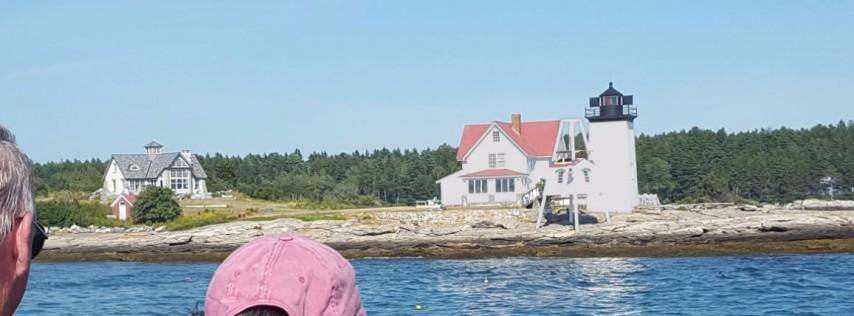 Legends, Lore & Haunts Lighthouse Cruise
