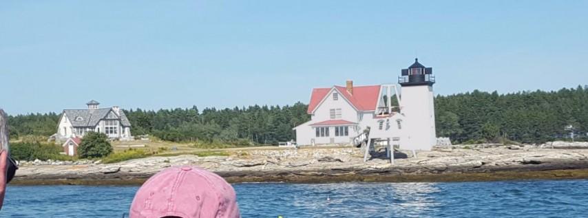 Lighthouse Legends, Lore & Haunts Cruise