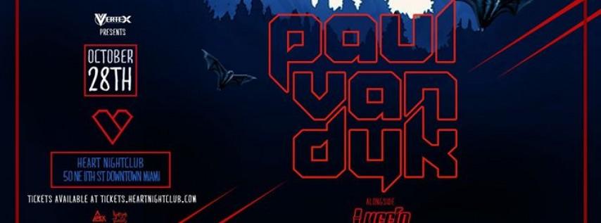 Paul van Dyk at Heart Nightclub