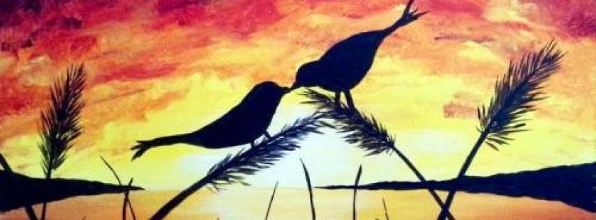 Wine & Canvas: Love Lake