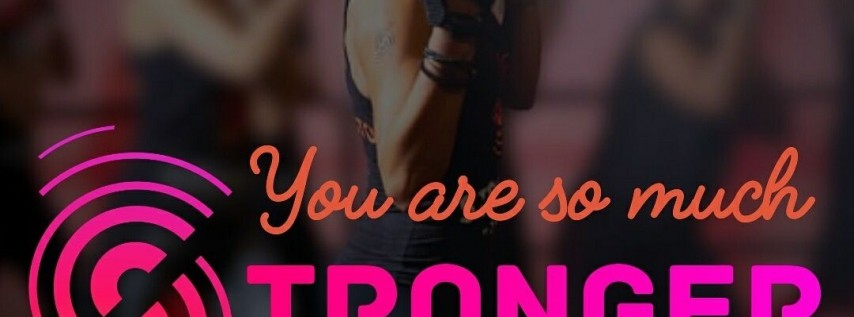 STRONG by Zumba™ with Studio Jear Group Fitness!
