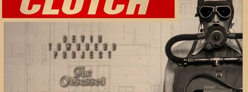 Clutch - Psychic Warfare World Tour 2017