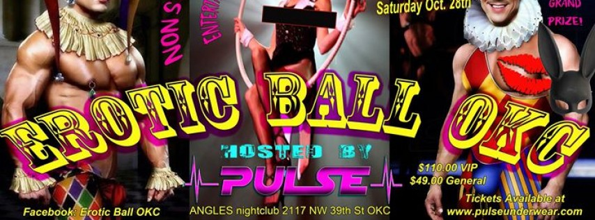 The 1st Annual Erotic Ball OKC