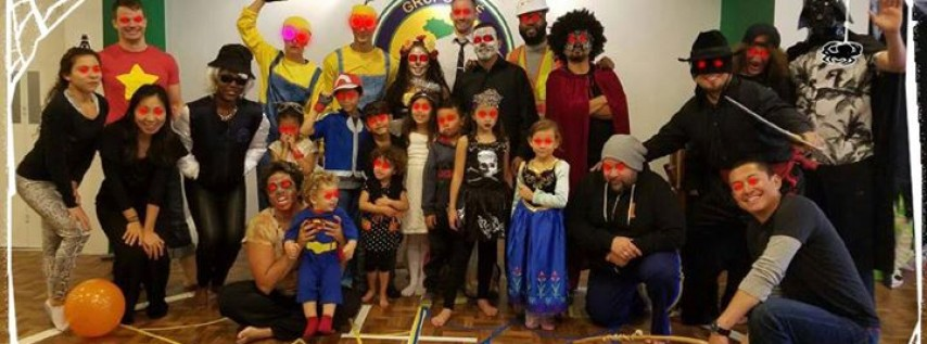 Annual Halloween Party and FUNdraiser