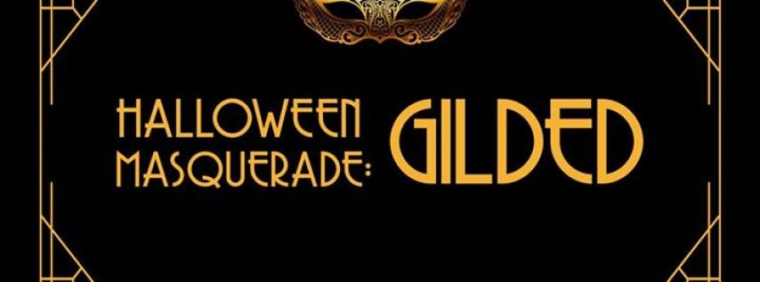Halloween Masquerade: Gilded
