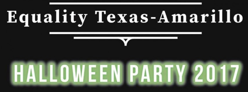 EQTX-Amarillo Halloween Party 2017