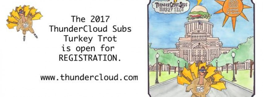 2017 ThunderCloud Subs Turkey Trot