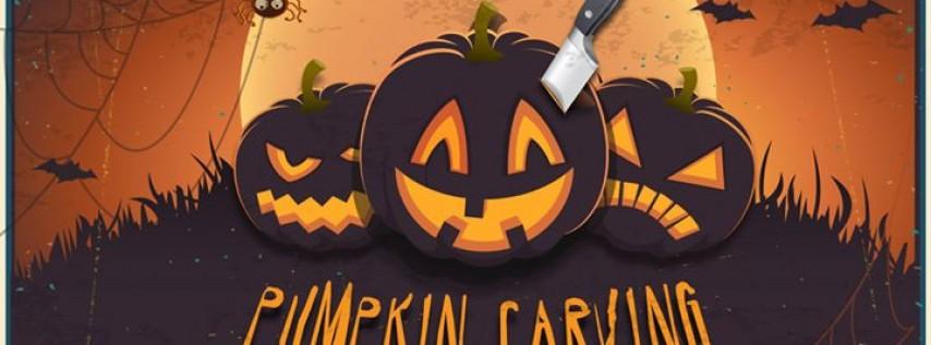 Pumpkin Carving at Benchmark