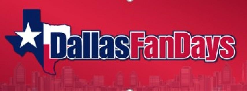 Dallas Fan Days 2017 TICKETS ON SALE NOW