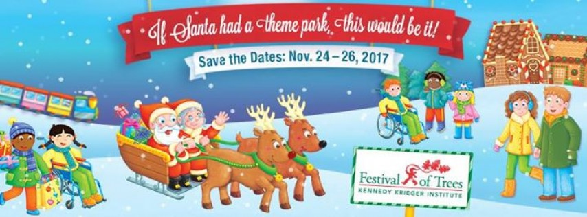 28th Annual Festival of Trees