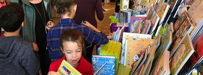 2nd annual free Bay Area Kids' Book Fair