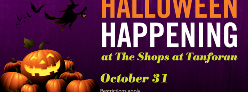 Happening Halloween with the City of San Bruno