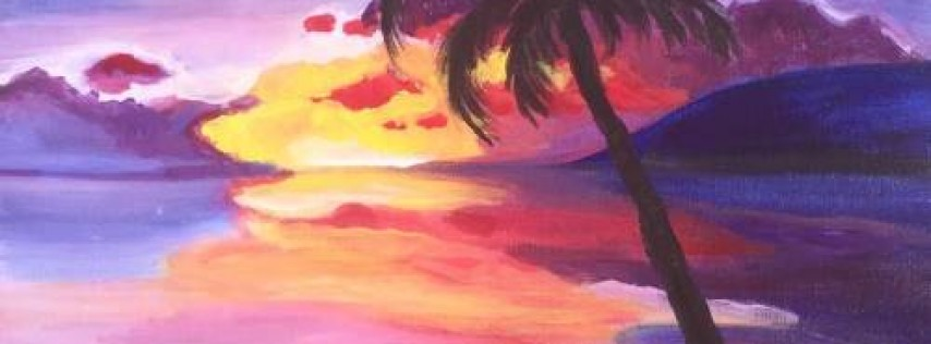 Wine & Canvas: Dreaming of Paradise