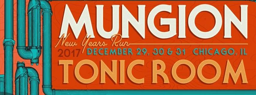 Mungion New Years Run at Tonic Room
