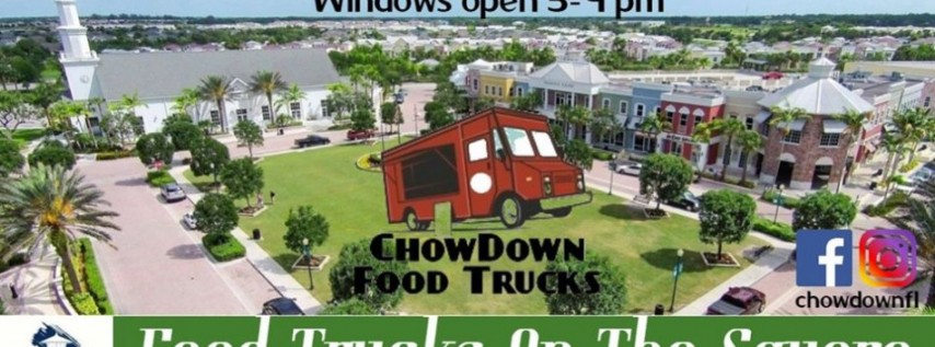 Food Trucks on the Square