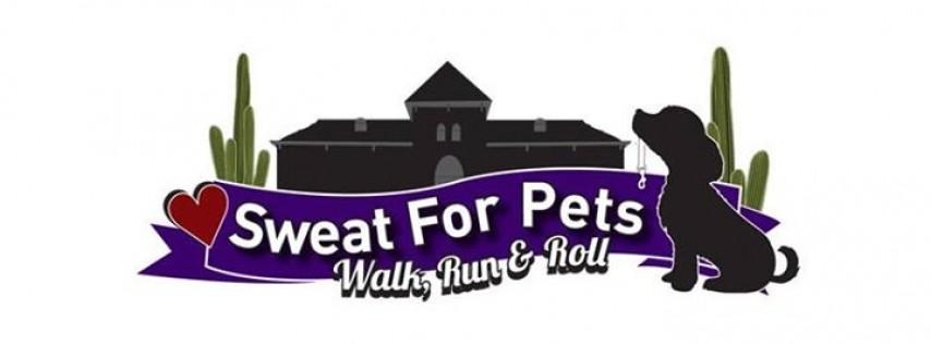 Sweat for Pets: Walk, Run & Roll