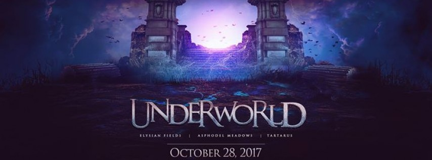 The Underworld - Halloween 2017