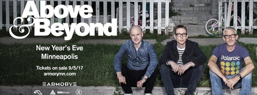 Above & Beyond - NYE at The Armory