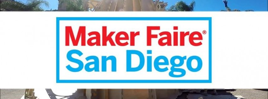 Maker Faire San Diego 2017