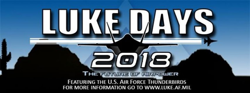 Luke Days 2018 | The Future of Airpower