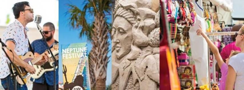 44th Annual Neptune Festival Boardwalk Weekend