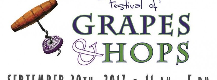 9th Annual Festival of Grapes & Hops
